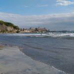 鎌倉の海です!最高 眩しすぎる