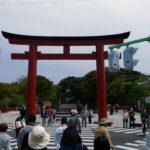 鎌倉 鶴岡八幡宮 パワースポットを求めました!近隣駐車場マップ付き